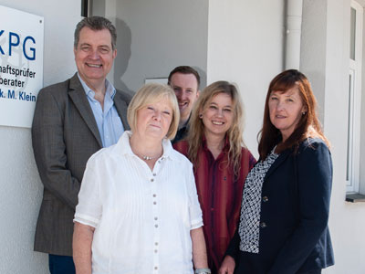 Steuerberater Solingen Team